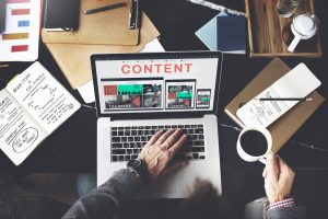 Real estate blogging - content marketing